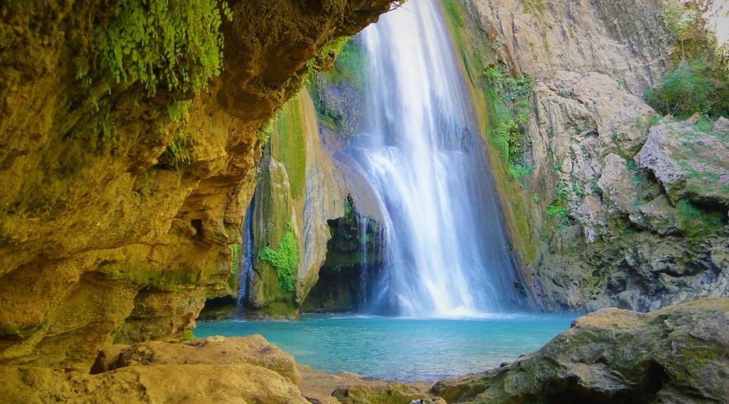 Wyprawa na wodospad Apoala