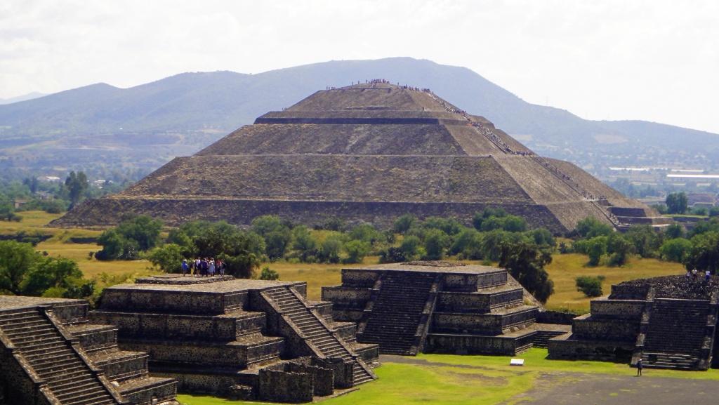 Wyprawa Meksyk Teotihuacan