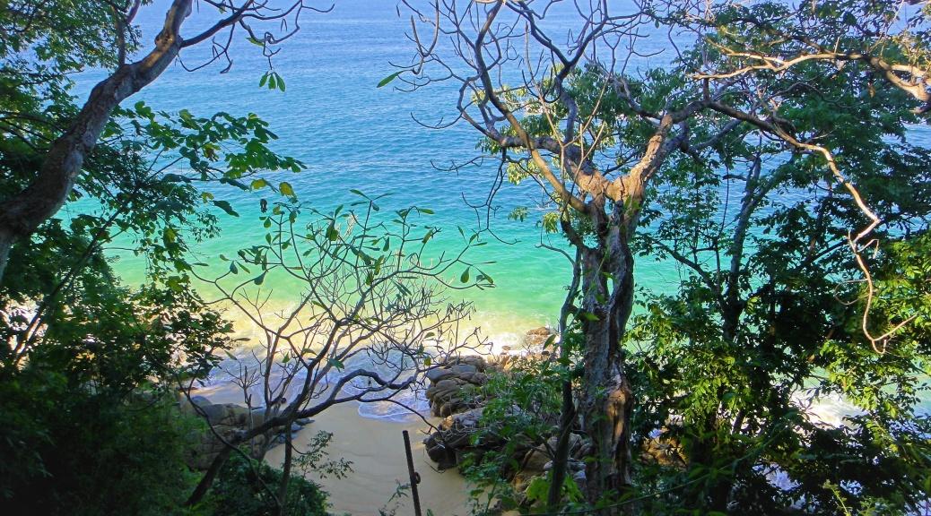 Meksyk plaże na wakacje