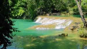 Meksykański kolor wody - turkus