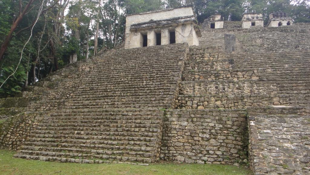 Bonampak w Meksyku