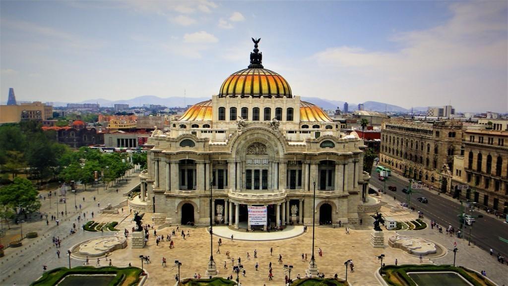Wakacje w mieście Meksyk