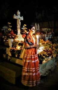 Relacja z wyprawy na dzień zmarłych  w meksyku