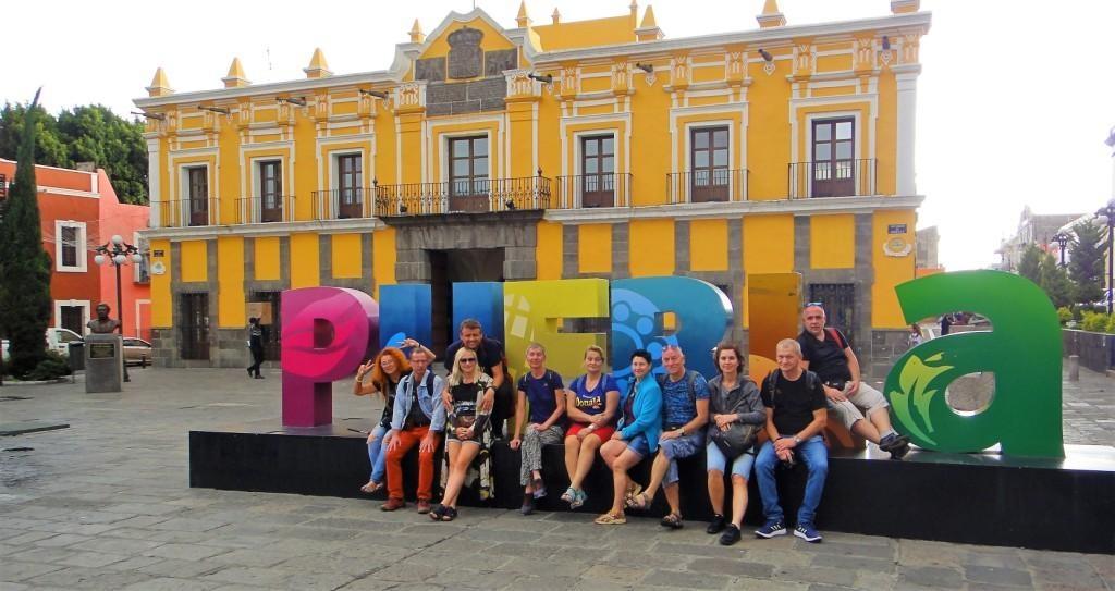 Wycieczka do Puebla