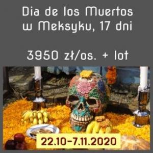 Dia de los muertos meksyk