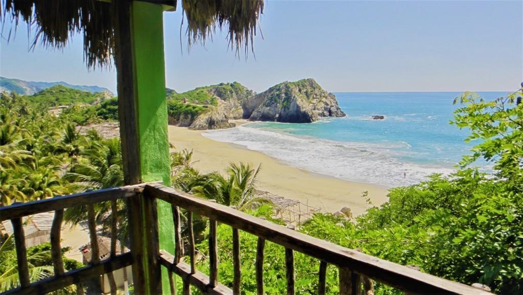 Dziewicze plaze w Meksyku